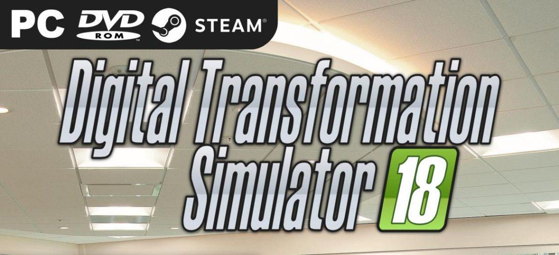 Digital Transformation Simulator 18