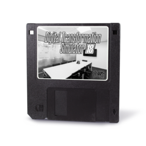 "Digital Transformation Simulator 2018 – 3.5"" Old-school Edition"