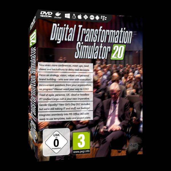 Digital Transformation Simulator 2020